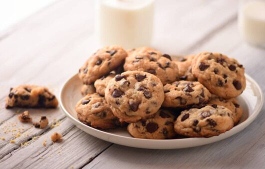 Soft Chocolate Chips Cookies Recipe