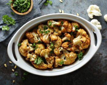 best roasted cauliflower recipe