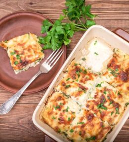 Easy Chicken Lasagna Recipe