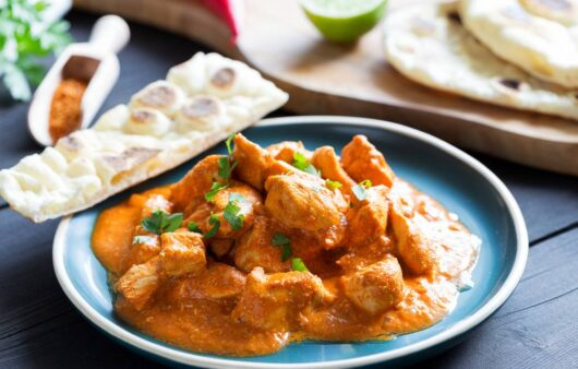authentic butter chicken recipe