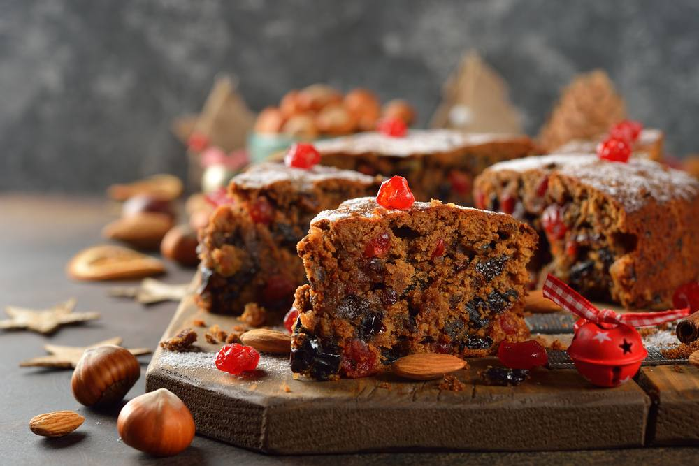 fruitcake recipe