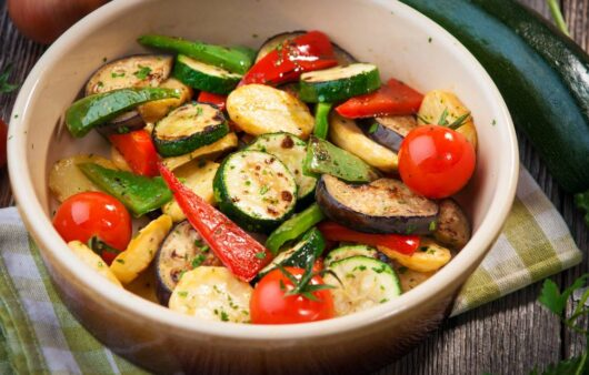 best roasted vegetables recipe