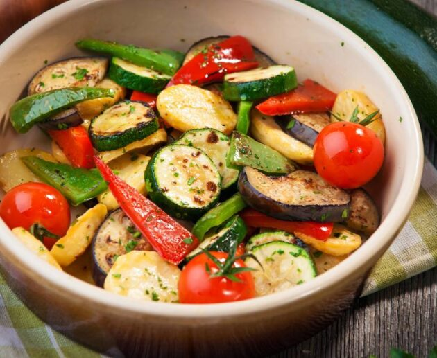 best roasted vegetables recipe