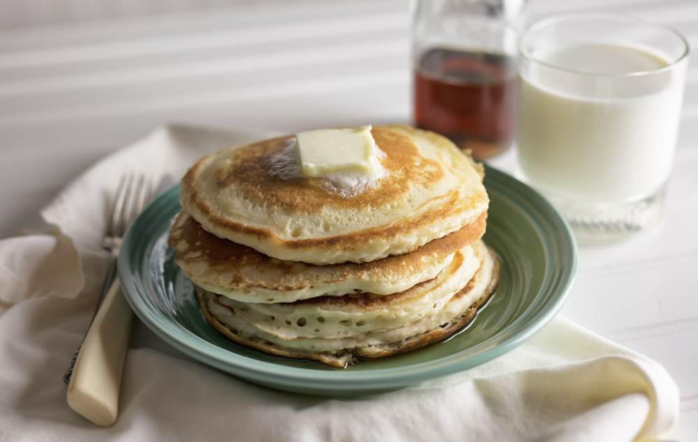 pancake recipe with buttermilk