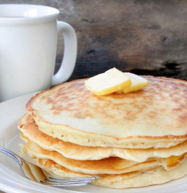 best pancake recipe with buttermilk