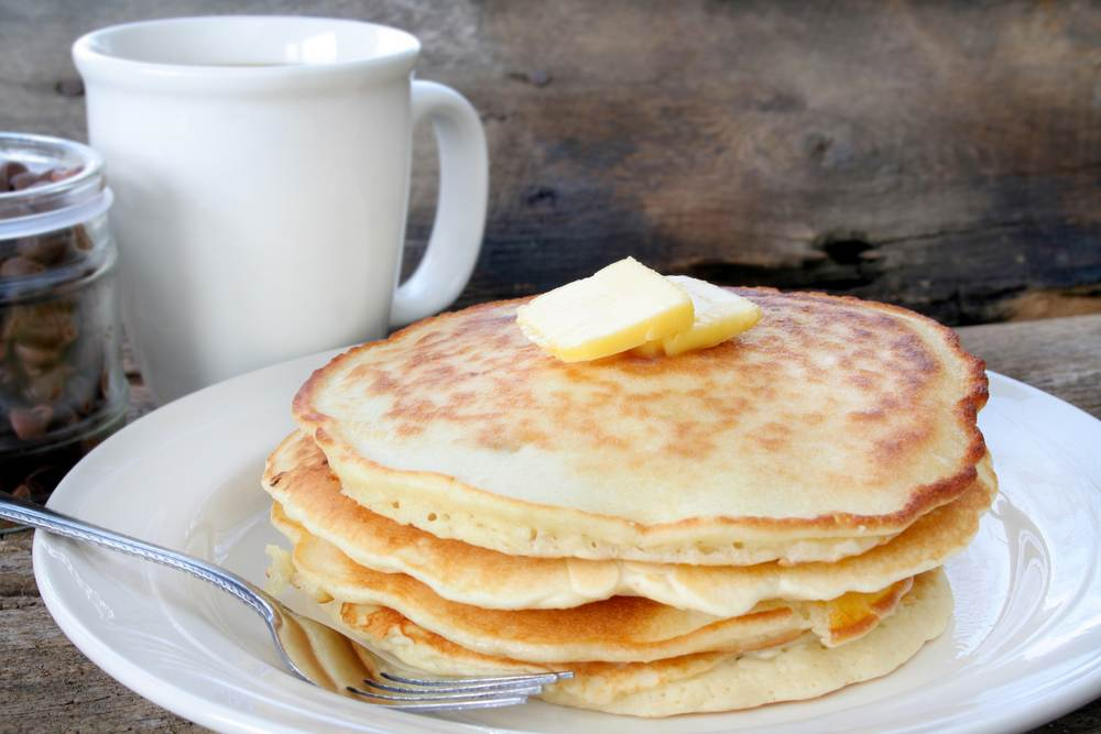 best pancake recipe with buttermilk