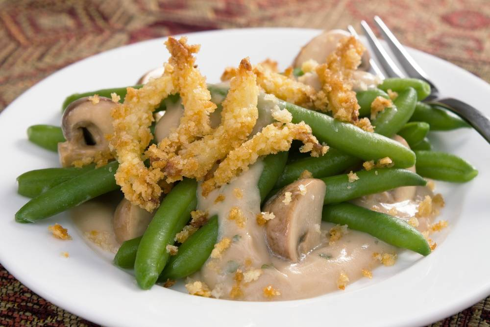 french's green bean casserole recipe