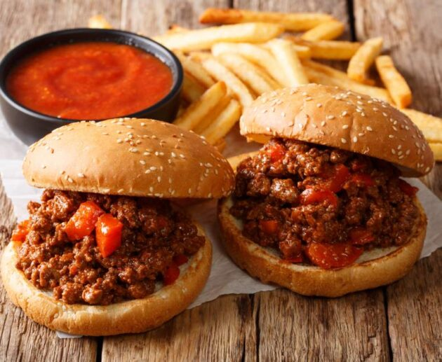 the best sloppy joe recipe