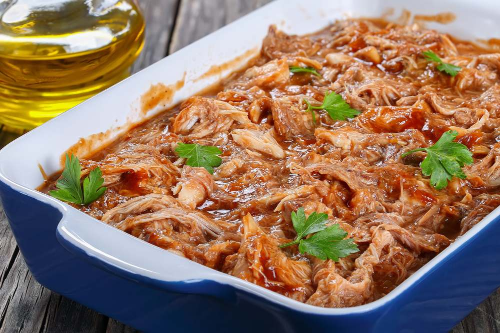 best shredded chicken recipes