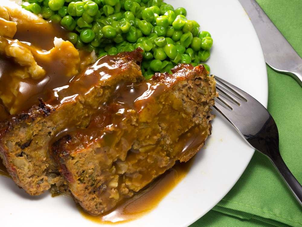 brown gravy meatloaf