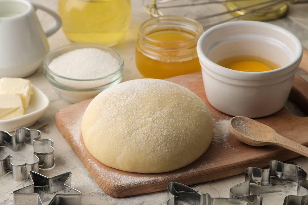 sugar cookies dough