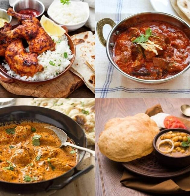 most popular indian food in the world