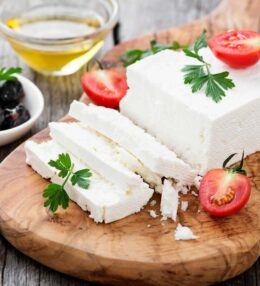 Homemade Feta Cheese Recipe