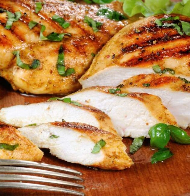 how to cook tender chicken breast