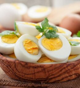 How To Make Hard Boiled Eggs In The Microwave