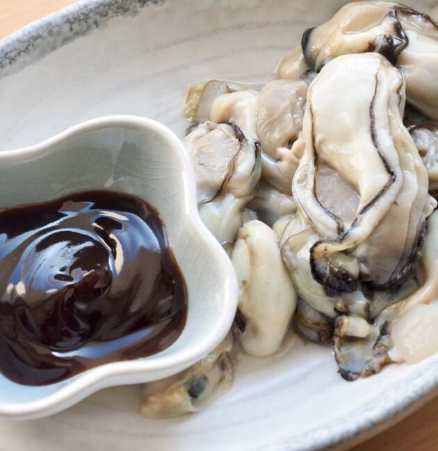 what is oyster sauce