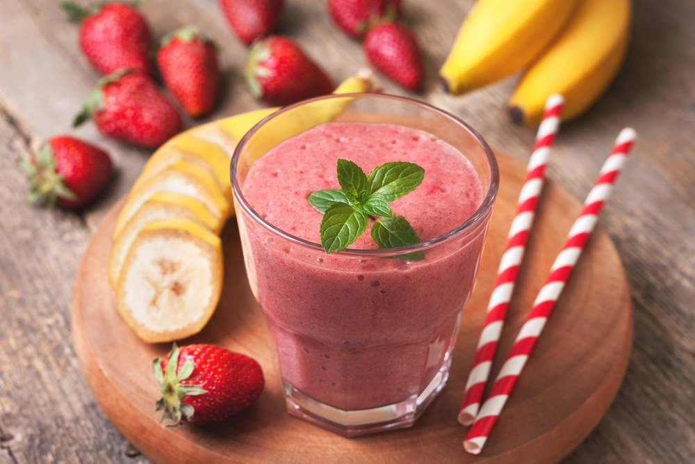 how to make a smoothie without milk