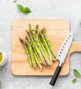 How To Cook Asparagus In The Microwave – Easy Steps