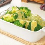 how to make cheese sauce for broccoli