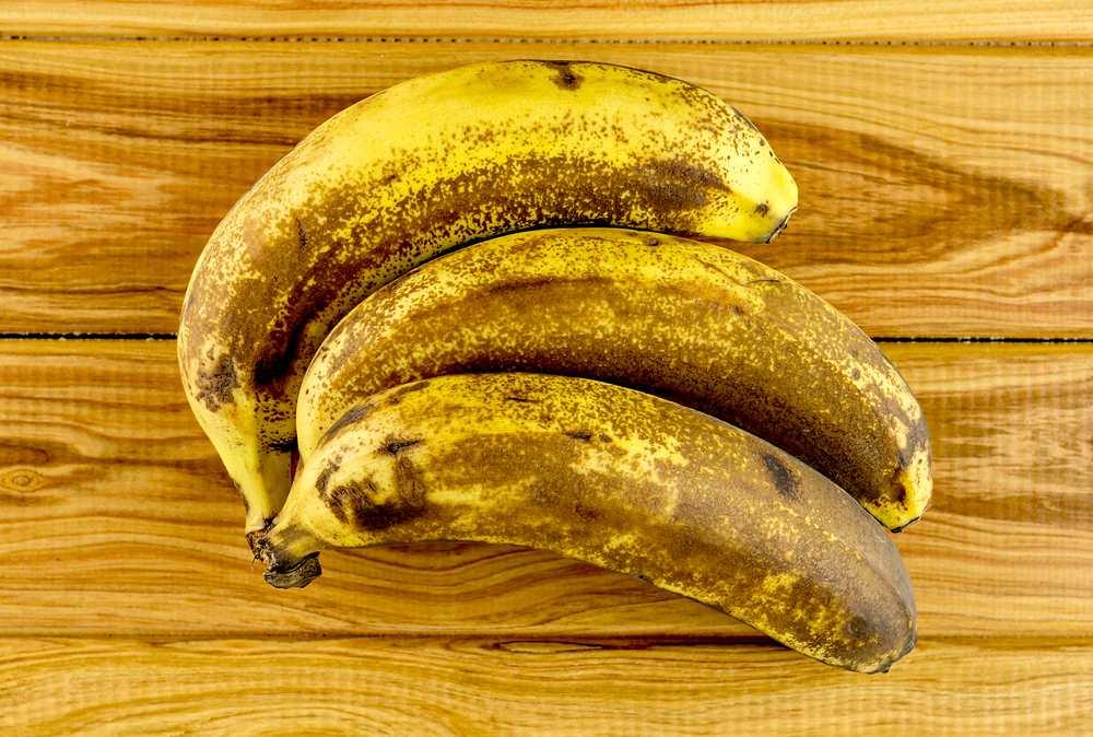 ripen bananas