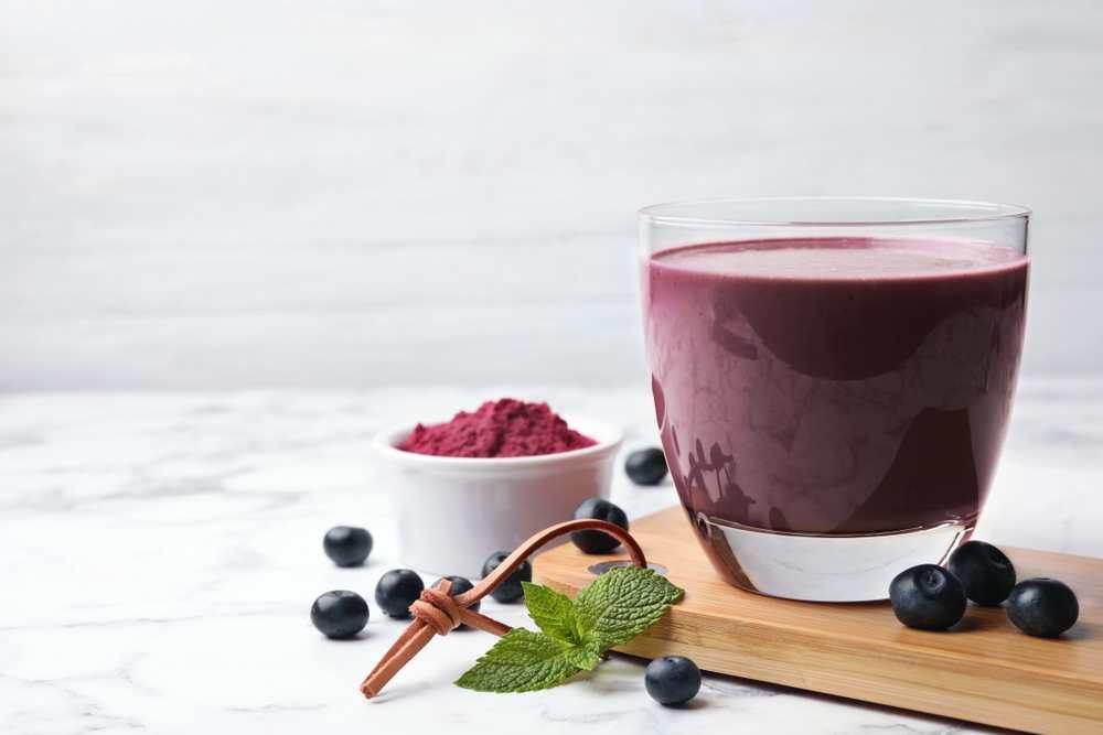 acai berry boost tropical smoothie recipe