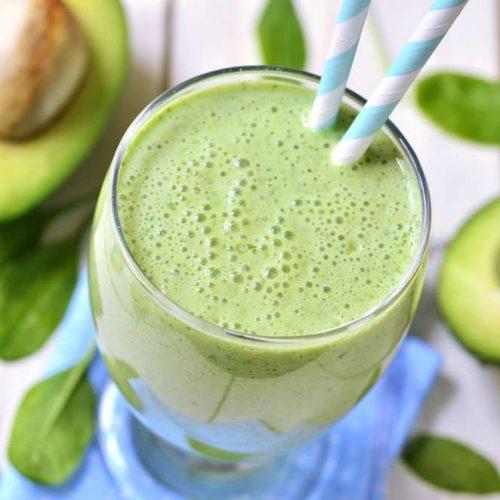 avocolada tropical smoothie recipe