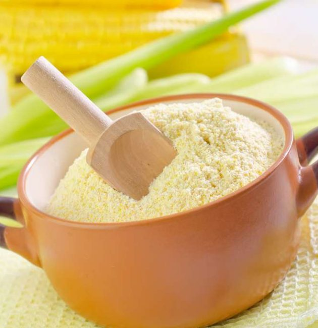 difference between corn flour and cornstarch