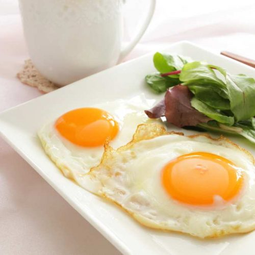 how to make perfect sunny side up eggs