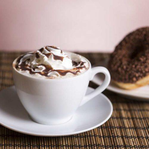 dunkin donuts hot chocolate recipe