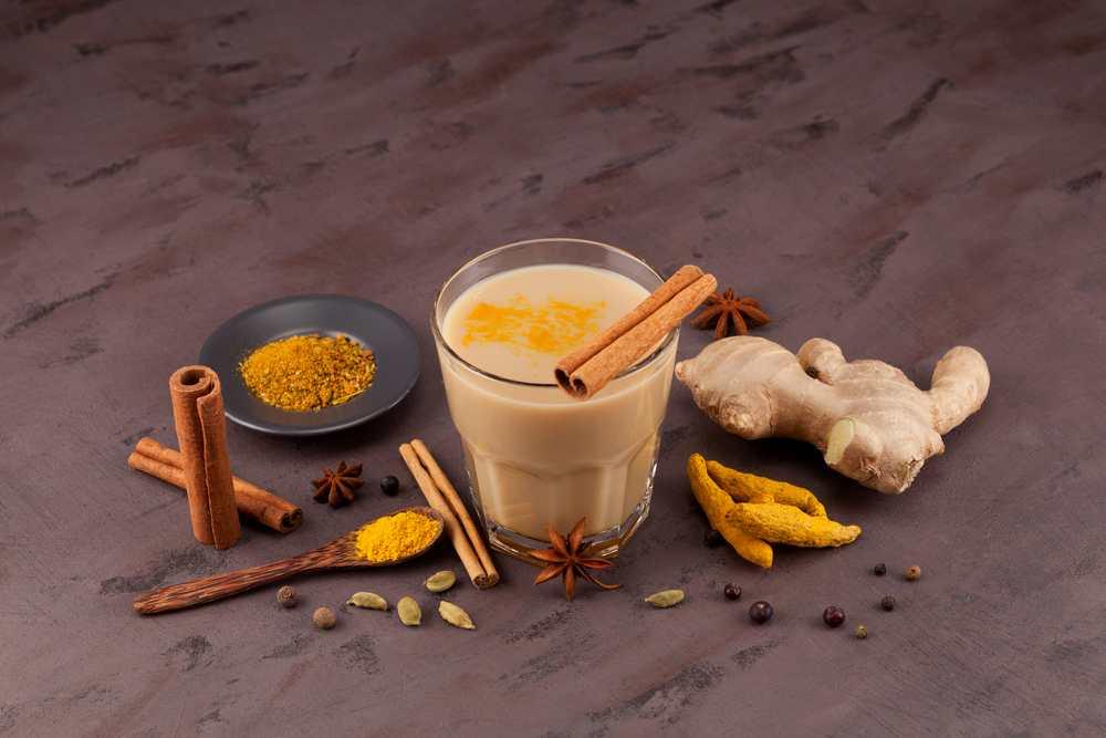 ginger milk tea recipe