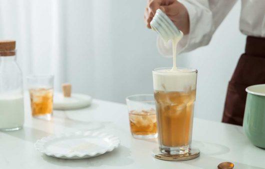oolong milk tea recipe