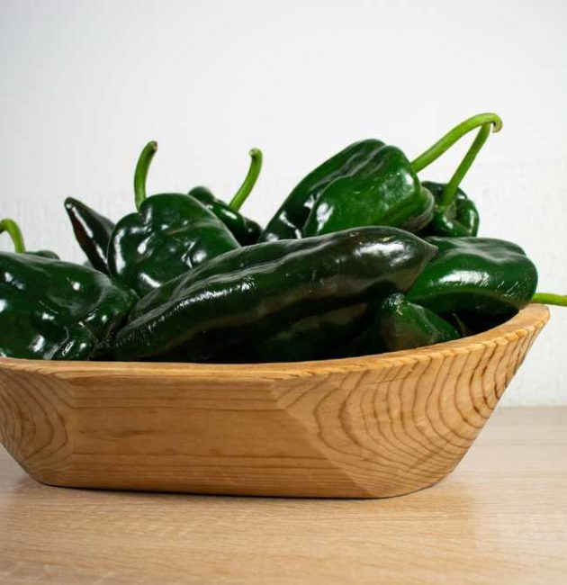 substitutes for poblano peppers