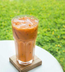 Winter Melon Milk Tea Recipe : Iced Delight