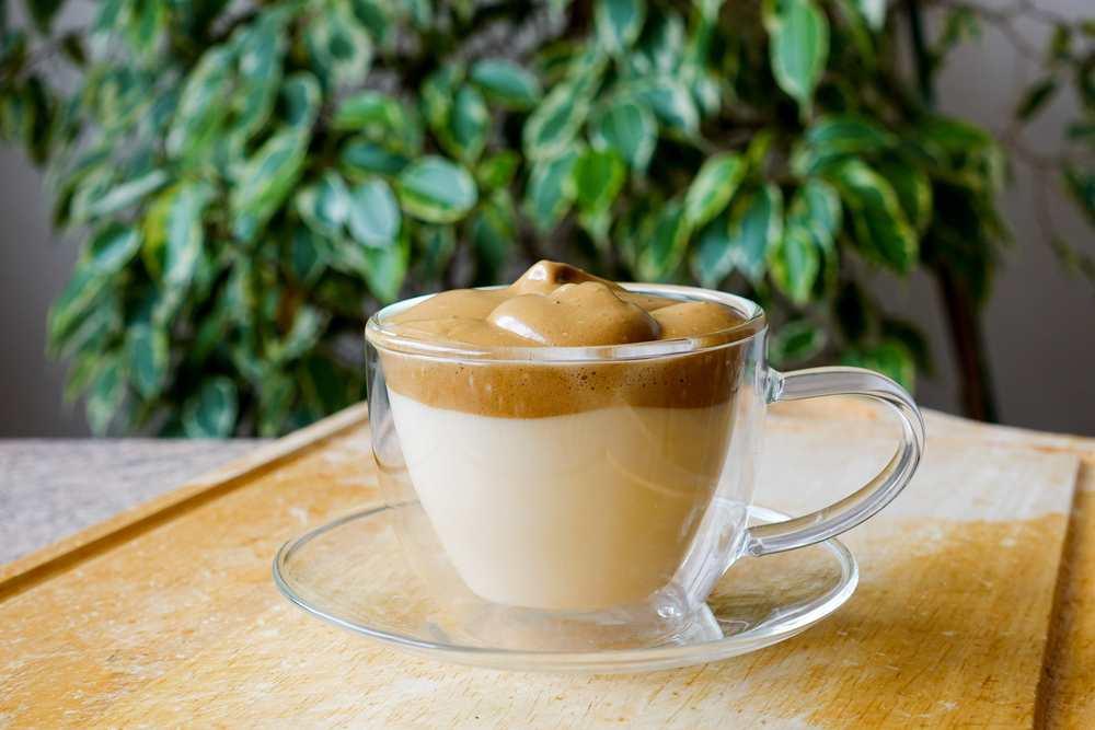 Dalgona Milk Tea Recipe