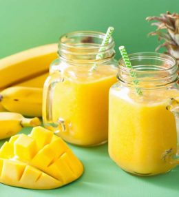Jamba Juice Mango A Go Go Recipe (Copycat)